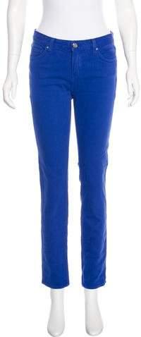 Kate Spade New York Mid-Rise Skinny Pants