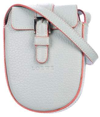Loewe Leather Mini Pouch