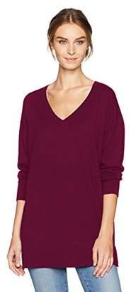 Pendleton Women's Merino Wool V-Neck Pullover Sweater