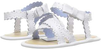 Janie and Jack Eyelet Sandal Girls Shoes