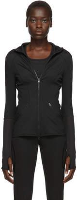 adidas by Stella McCartney Black Performance Essentials Midlayer Sweatshirt