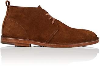 Elia Maurizi Men's Suede Chukka Boots