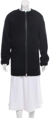 Dawn Levy Short Wool Coat