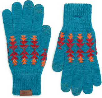 Pendleton Jacuqard Texting Gloves