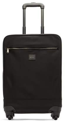 Paul Smith Signature Striped Cabin Suitcase - Mens - Black