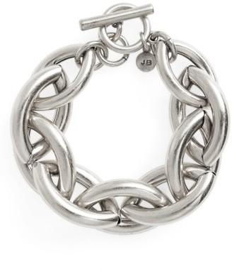 Women's Jenny Bird Sloane Link Bracelet $95 thestylecure.com