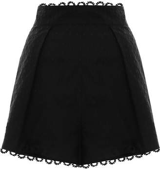 Zimmermann Melody High Waist Short