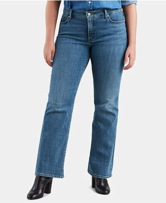 Levi's (リーバイス) - Levi Plus Size 415 Classic Bootcut Jeans