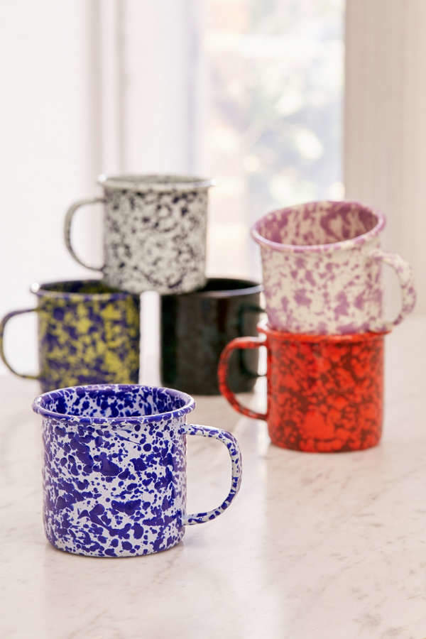 Urban Outfitters Crow Canyon Home Exclusive Speckled Mug