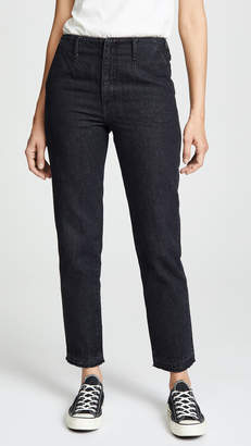 ei8htdreams High Rise Straight Trouser Jeans