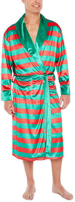 Asstd National Brand Long Sleeve Robe