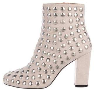 IRO Studded Suede Boots