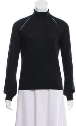 Barbara Bui Silk & Cashmere Sweater