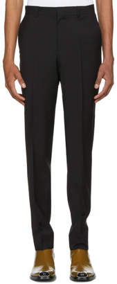 Rampage Sss World Corp SSS World Corp Black Suit Trousers