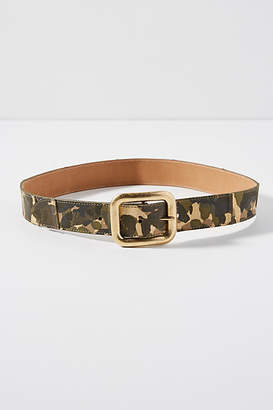 Streets Ahead Wild One Leather Belt