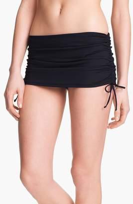 LaBlanca La Blanca Skirted Hipster Bikini Bottoms