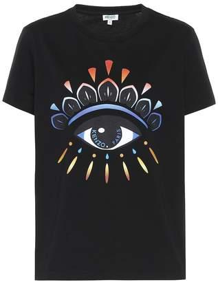 Kenzo Eye cotton-jersey T-shirt