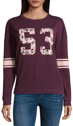Fifth Sun Floral 53 Sweatshirt - Juniors