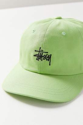 2b958976b7c at Urban Outfitters · Stussy Stock Low Pro Baseball Hat