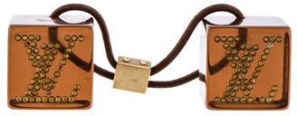 Louis VuittonLouis Vuitton Embellished Hair Cube