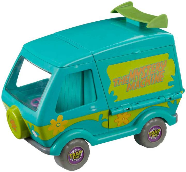 Quest Scooby Doo Trap Time Deluxe Mystery Machine