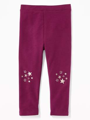 Old Navy French-Terry Leggings for Toddler Girls
