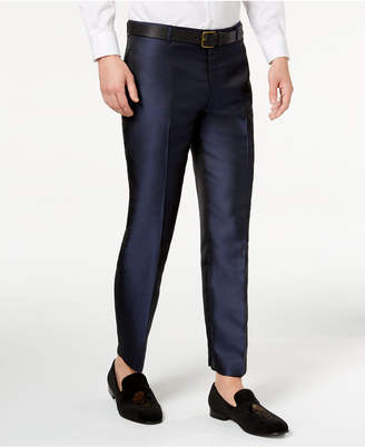 INC International Concepts I.n.c. Men's Slim-Fit Peacock Pants, Created for Macy's