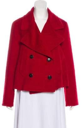 Armani Collezioni Lightweight Textured Jacket