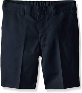 Dickies Boys' Husky Classic Fit-20 Flat Front Short - School Uniform