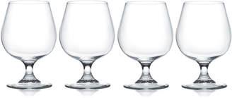Mikasa Set of 4 Brandy Glasses