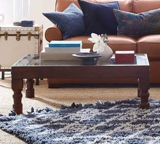 Pottery Barn Jaali Coffee Table