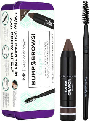 Billion Dollar Brows Bump It Up Brows Kit (Various Shades) - Taupe