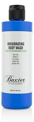 Baxter of California NEW Invigorating Body Wash - Italian Lime and Pomegranate