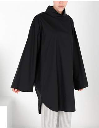 Maison Margiela Parachute Poplin Shirt Dress