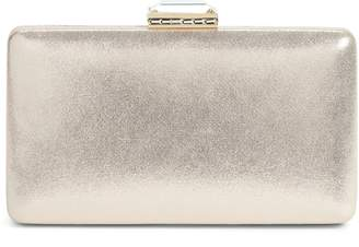 Nordstrom Metallic Box Clutch