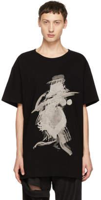 Yohji Yamamoto Black Hat T-Shirt