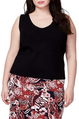 Rachel Roy SIDE BAND PULLOVER
