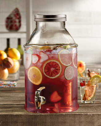 Jay Import Co Maxwell Glass Beverage Dispenser