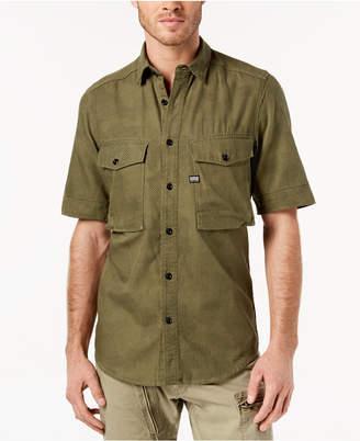 G Star Men's Dash Camo Shirt