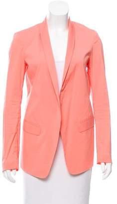Tibi Shawl Collar Lightweight Blazer