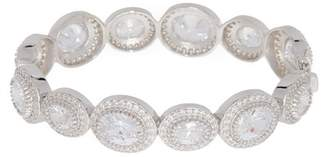 Freida Rothman Majestic Sterling Silver CZ Bangle