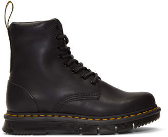 Dr. Martens Black Lexington Boots