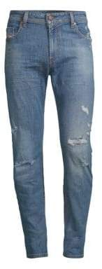 Diesel Distressed Thommer Skinny Jeans
