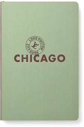 Louis Vuitton Chicago City Guide $35 thestylecure.com