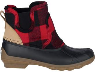 Sperry Top Sider Syren Cove Buffalo Check Boot - Women's