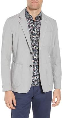 Billy Reid Archie Slim Fit Cotton Blazer