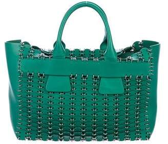 Paco Rabanne 14#01 Small Cabas Tote