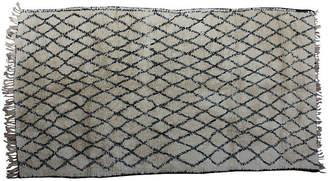 One Kings Lane Vintage Moroccan Beni Ourain - 11'' x 5'11''
