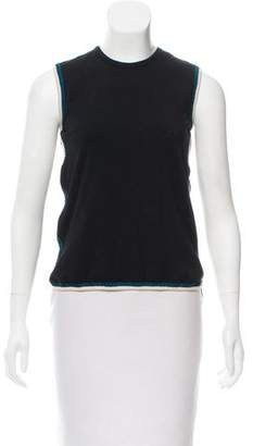 Opening Ceremony Sleeveless Jersey Top