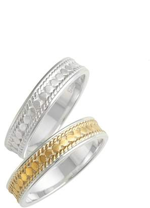Anna Beck Two-Tone Stacking Rings